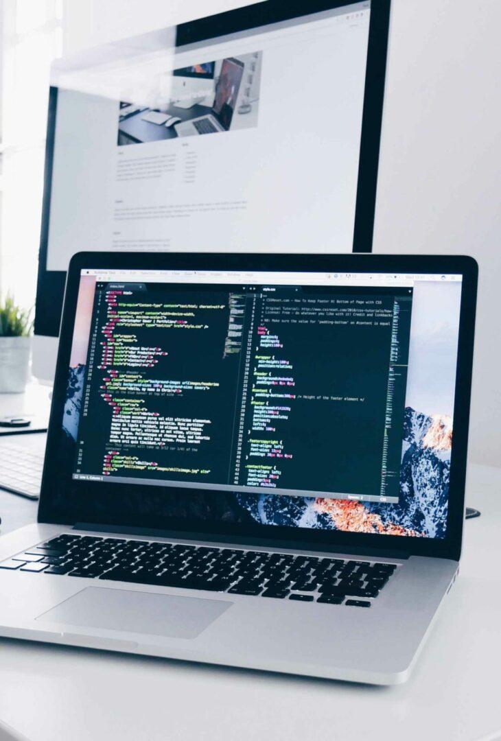 Webové stránky a aplikace